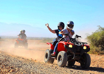 Half-Day Quad Biking In The Palm Grove Of Marrakech